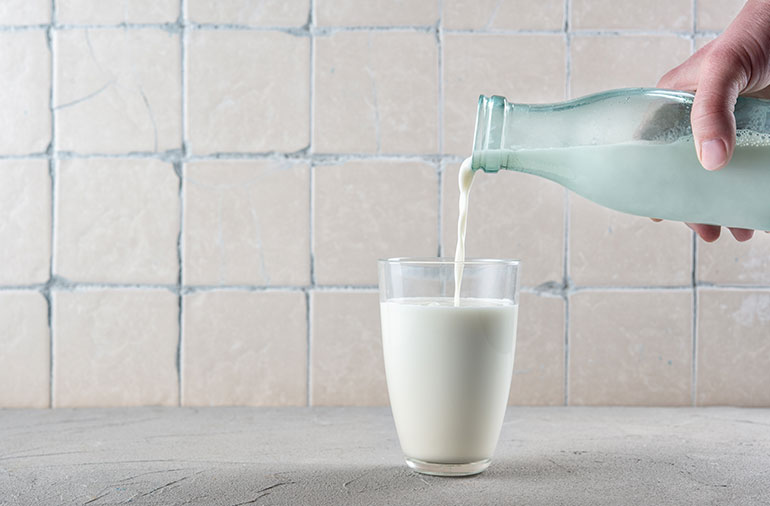 Calcium is vital for strong bones and preventing osteoporosis