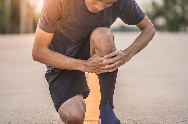Research shows pounding exercises like step aerobics, running and kickboxing can stress the joints